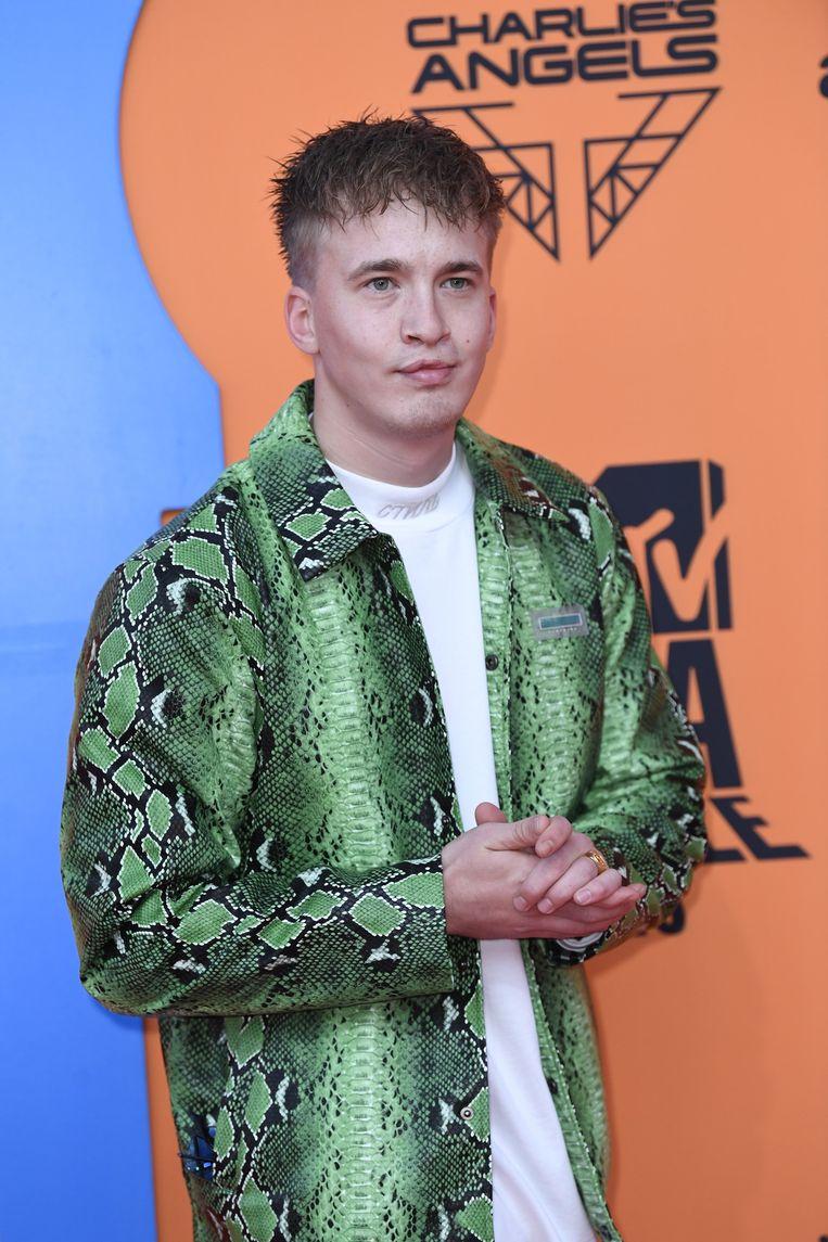Nederlandse rapper Snelle