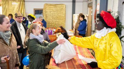 Sint overlaadt 750 minderbedeelde kinderen met cadeaus