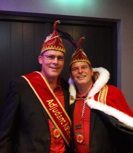 Prins Frank en adjudant Ton gaan heersen over Kafland
