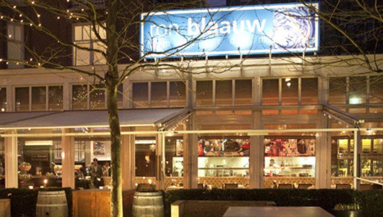 Tweesterrenrestaurant Ron Blaauw. Foto Dingena Mol Beeld