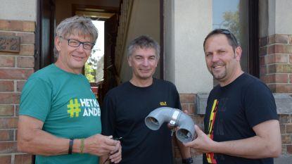 Vijf vrijwilligers zetten mee 'Tienenair'-netwerk op om fijn stof te meten