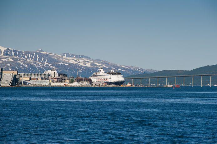 Le port de Tromsø