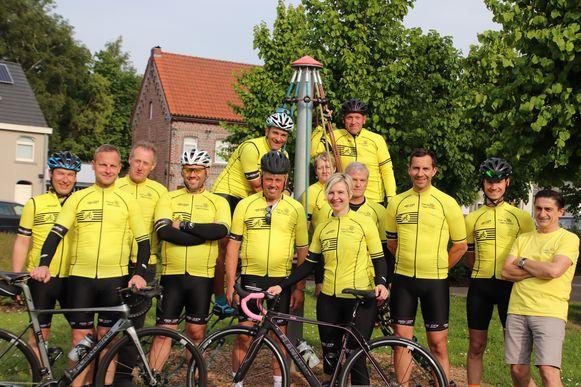 Ride2live neemt al voor de negende keer deel aan de 1.000 km.