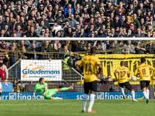 Aanvoerder Heerkens: We geven een hele domme penalty weg