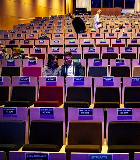 Plaats voor 400 bezoekers in grote zaal Muziekgebouw tijdens 'nieuwe normaal'
