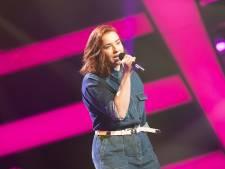 Zeeuwse Zorah overvallen door alle reacties op haar goede optreden in The Voice Of Holland