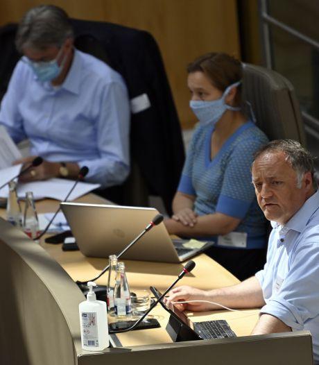 Les trois experts entendus par le parlement flamand tirent la sonnette d'alarme