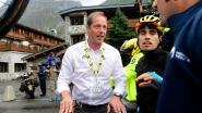 "Tourbaas Prudhomme over afgelasting etappe 19: ""De veiligheid van de renners primeert"""
