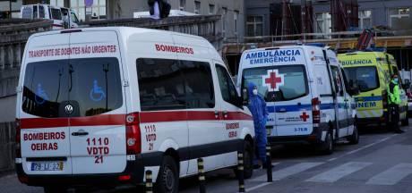 Portugese artsen moeten kiezen tussen leven en dood nu ziekenhuizen overspoeld worden