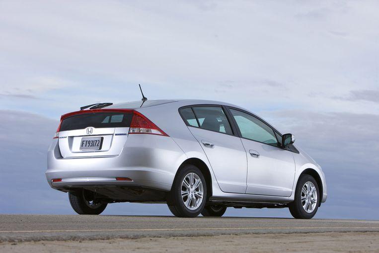 Honda Insight. Beeld
