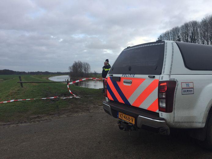 Aan de Brinkweg in Eibergen is een overleden persoon aangetroffen.