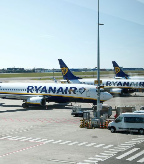 "Jean-Luc Crucke: ""Chaque avion Ryanair en moins à Charleroi coûterait 10 emplois"""