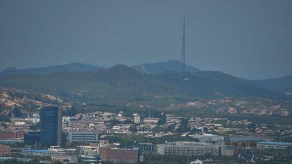 Noord- en Zuid-Korea openen verbindingsbureau in grensdorp om communicatie te verbeteren