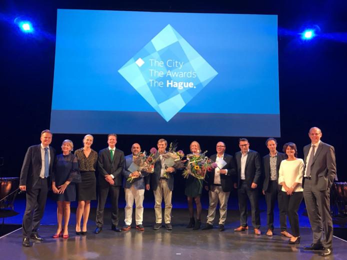 The Hague Awards 2018 winnaars