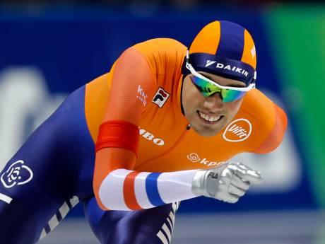 Roest wint de 5000 meter met overmacht