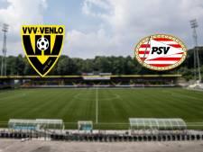 PSV hervat de competitie tegen VVV