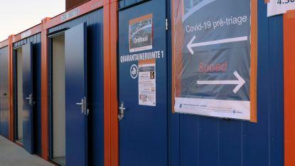 AZ-Sint Jozef opent pré-triagepunt voor mogelijke coronapatiënten