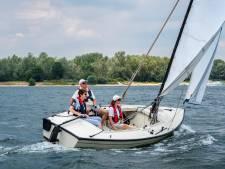 'Er is zelfs iemand die met zijn kin een boot bestuurt'