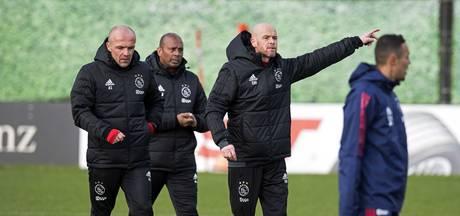 Ten Hag rekent op supporters Ajax