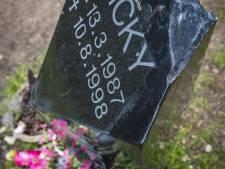 Limburger opgepakt voor vernielen gedenksteen Nicky Verstappen