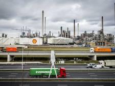 Vragen over lek vinylchloride op terrein Shell Pernis