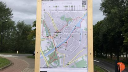 Wandelclub Hanske De Krijger stippelde drie 'corona-tochten' uit om op eigen tempo af te leggen