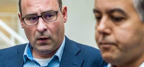 'Corruptie-onderzoek lijkt Richard de Mos niet minder populair te maken'
