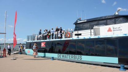 Geen toelage voor gebruik Waterbus