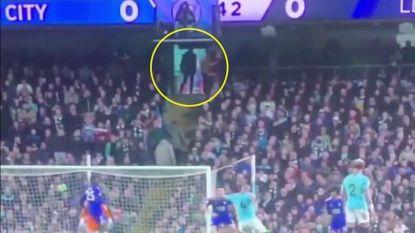 Dat heet dan even naar de wc gaan op het slechtst mogelijke moment: City-fan mist goal Kompany