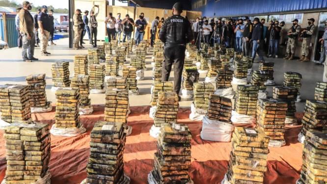 Megalading cocaïne ontdekt in Paraguay na gouden tip uit België