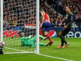Saúl zet Atlético al vroeg op voorsprong tegen Liverpool