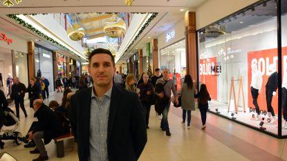 Al 60.000 bezoekers in Shopping Center