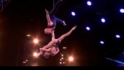 """Bram en Irina tillen dansact naar een hoger niveau in 'Belgium's Got Talent': """"We hebben de halve wereld gezien, nu is het tijd voor België"""""""