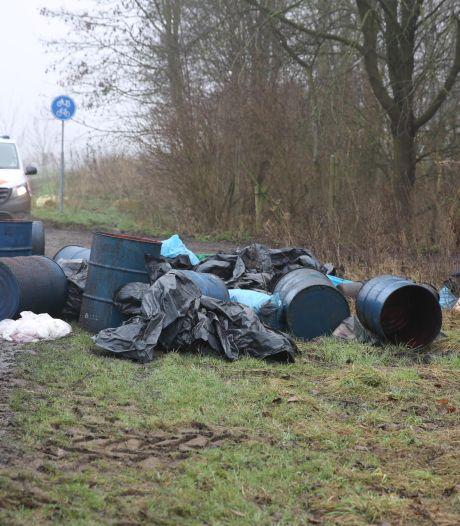 Grondeigenaar draait niet meer op voor kosten opruimen gedumpt drugsafval, Brabant gaat miljoen landelijk verdelen
