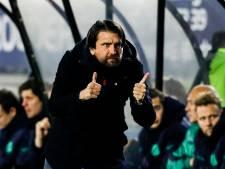 Hyballa vol goede moed: 'Samen brengen we NAC naar de eredivisie'