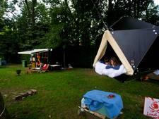 Camping Vliegenbos in de verkoop