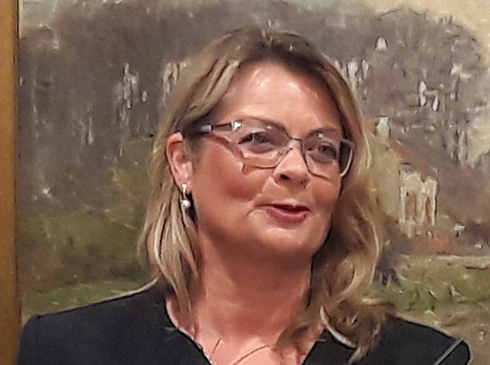 Wethouder Paula Stoker.