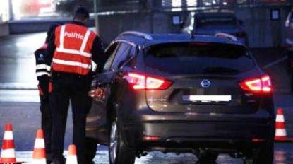 """Drugs, alcohol, passagiers in koffer, ... """"hallucinante taferelen"""" tijdens overlastcontrole in Hasselt"""