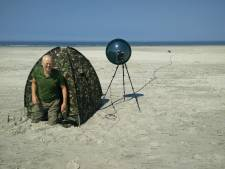 Tilburger Olivier Nijs nam geluiden op van natuurfilm 'WAD: Over-leven op de grens van water en land'
