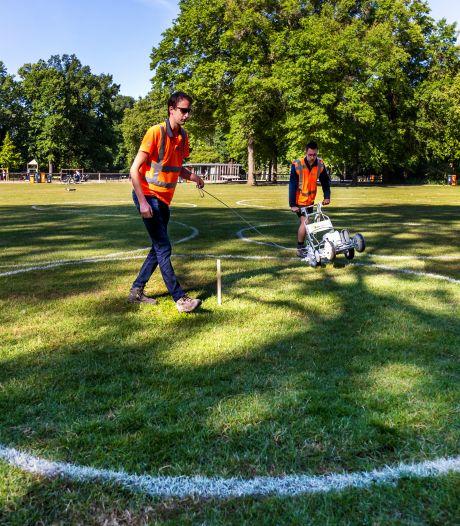 Stukje wandelen? Het Julianapark in Utrecht blijft twee uurtjes langer open voor harde thuiswerkers