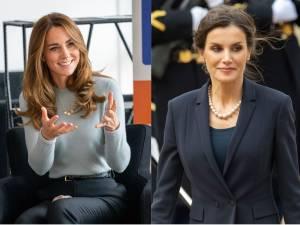 Kate ou Letizia: qui est la personnalité royale qui influence le plus la mode?
