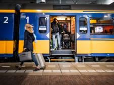 Langere reistijd op spoor in het weekend vanwege werkzaamheden