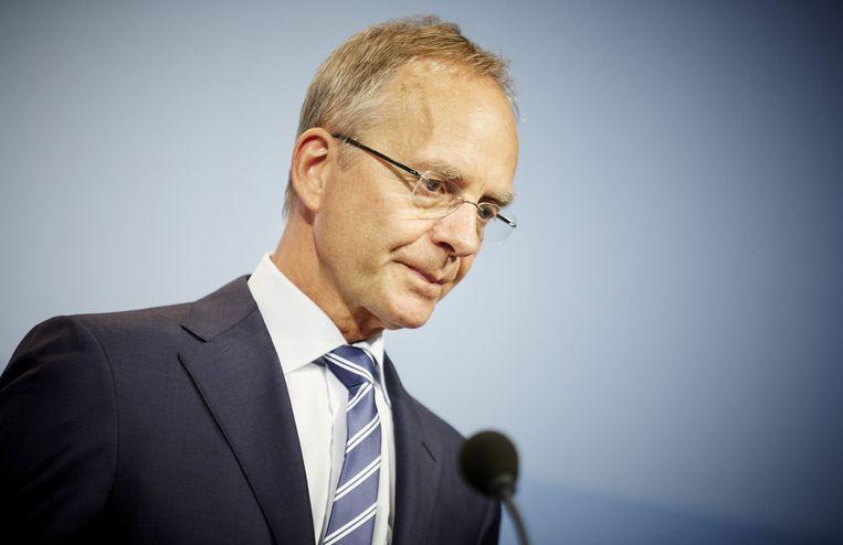 Henk Kamp, minister van Economische Zaken. Beeld anp