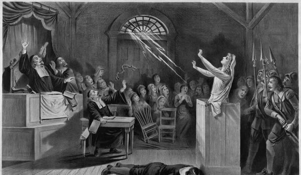 Heksenjacht was het gevolg van ruzie tussen protestanten en katholieken