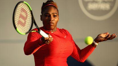 Historisch dieptepunt voor Serena: Konta smeert Amerikaanse grootste nederlaag uit carrière aan