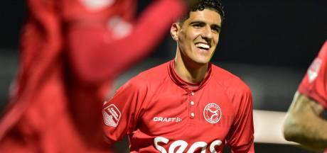 'Oussi' Bouyaghlafen kijkt uit naar zijn terugkeer in stadion De Vliert