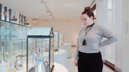 """Slim sensorsysteem geeft cultuurtips na bezoek aan Design Museum Gent: """"Nieuwe vleugel wordt 'smart' museum"""""""