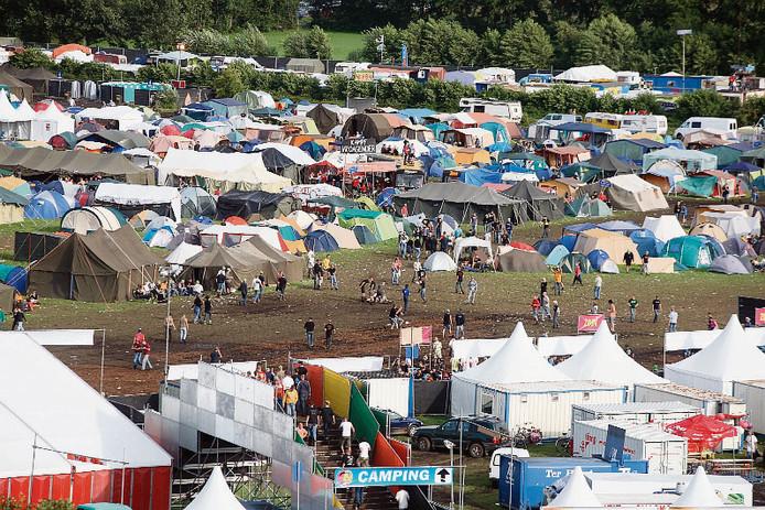 Met 25.000 gasten heeft de camping van de Zwarte Cross meer 'inwoners' dan mening dorp of stad in de Achterhoek.