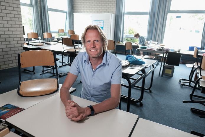 Marcel Roelofs. @Jan van den Brink