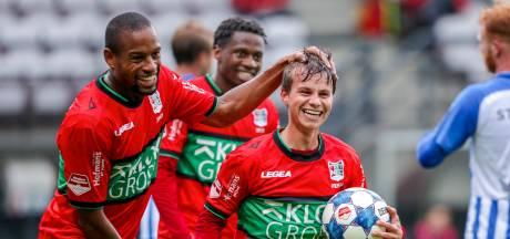 Eindelijk staat talent Dirk Proper weer in de basis bij NEC: 'Nog nog nooit eerder zo lang niet gespeeld'